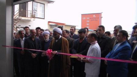 افتتاح کارخانه نانک پخت گلستان در ناحیه صنعتی فاضل آباد
